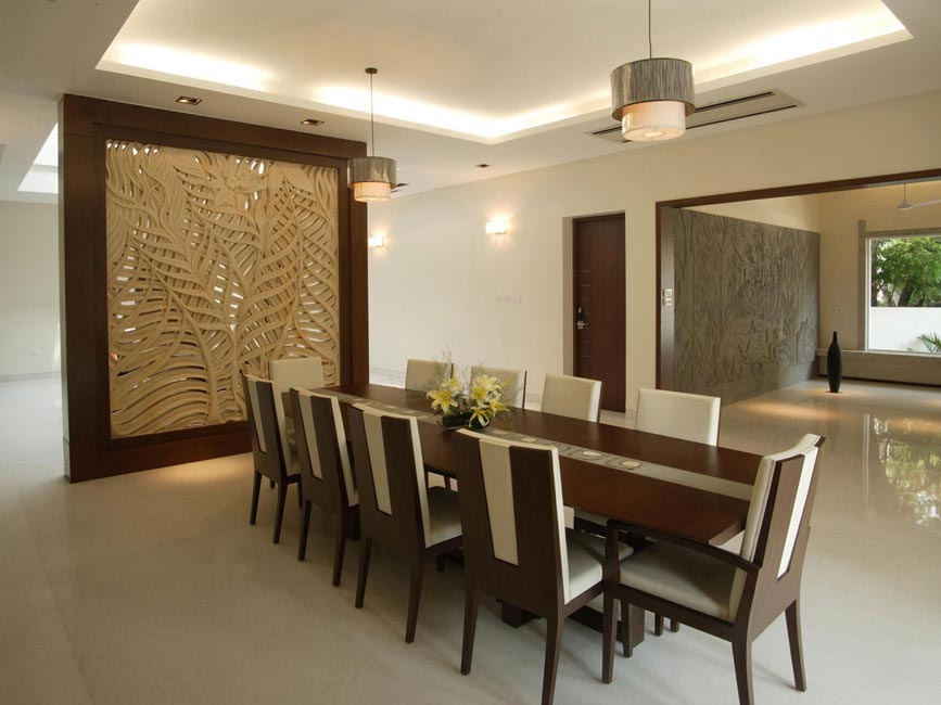 Setipalli residence, dining