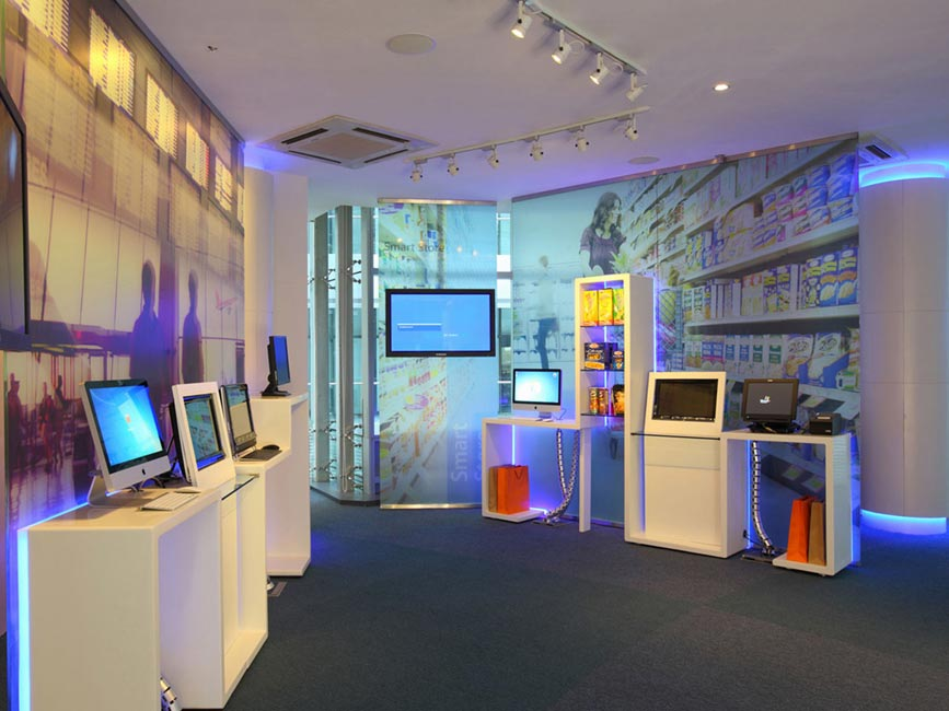 TCS experience centre